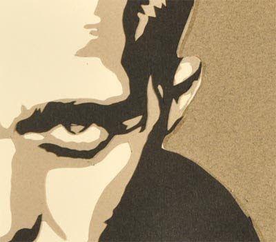 Dude Craft: Papercut Portraits - The Tutorial