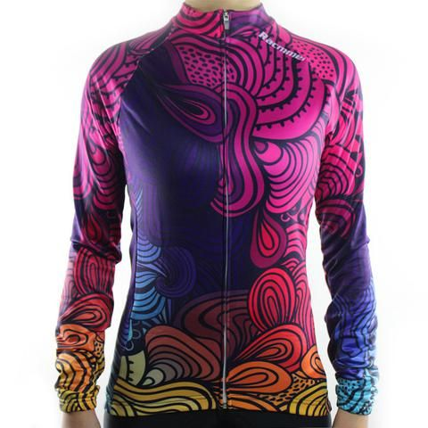 Dragon - Women's Long Sleeve Cycling Jersey