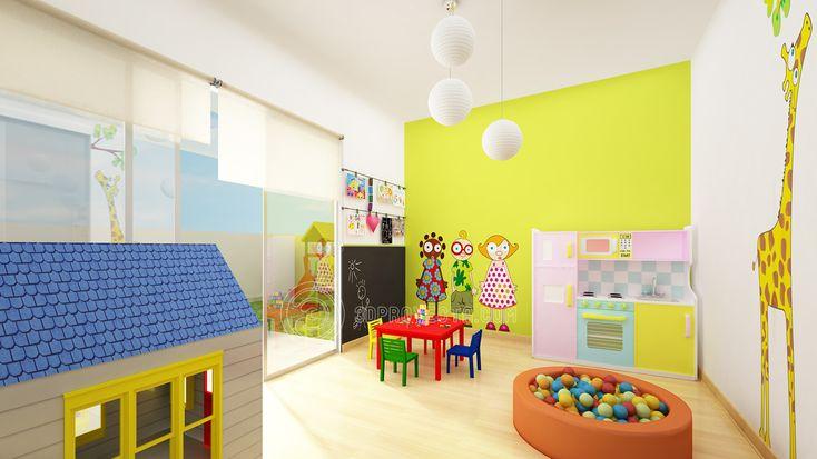 M s de 25 ideas incre bles sobre salas de juego en for Como organizar una sala en l