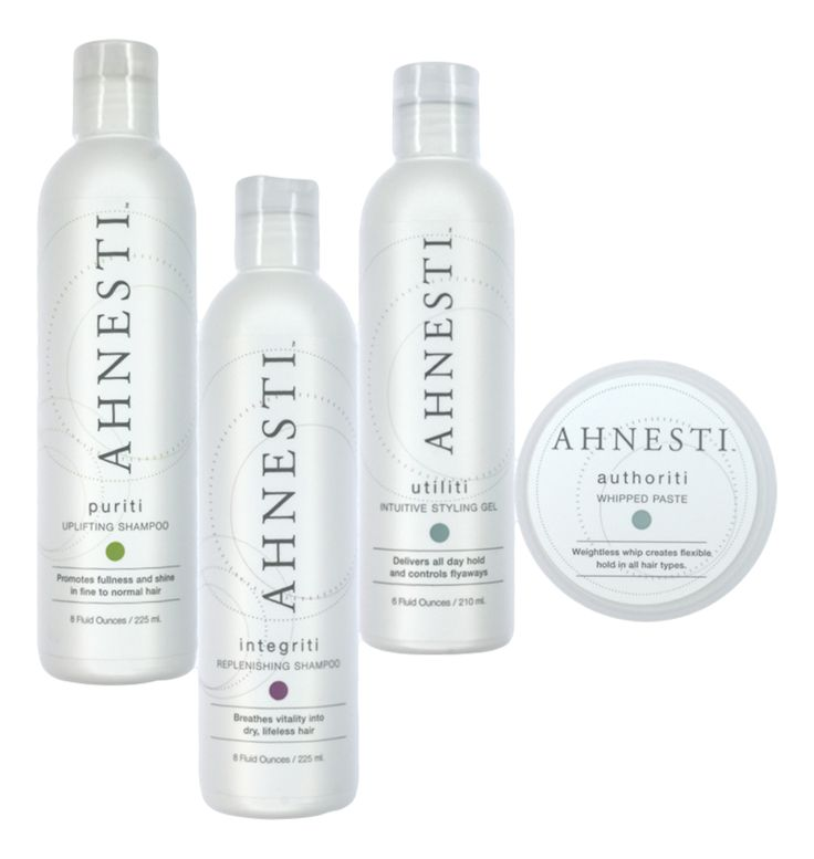 High Performance Haircare —  ORGANIC • NATURAL • TOXIN-FREE www.ahnesti.com Check out the entire line-up of these beautifully formulated products and understand the difference.