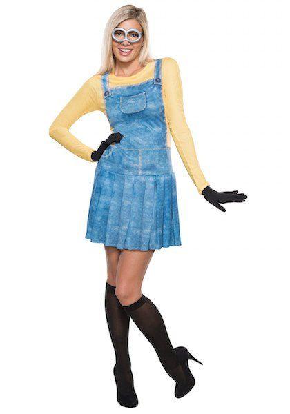 Sexy Minion - Funny Halloween Costumes