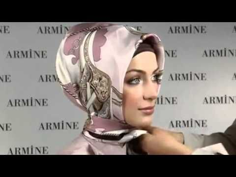 Turkish hijab tutorial