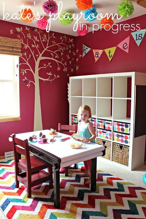 Art Stations for Kids :: A Pop of Pretty's clipboard on Hometalk :: Hometalk