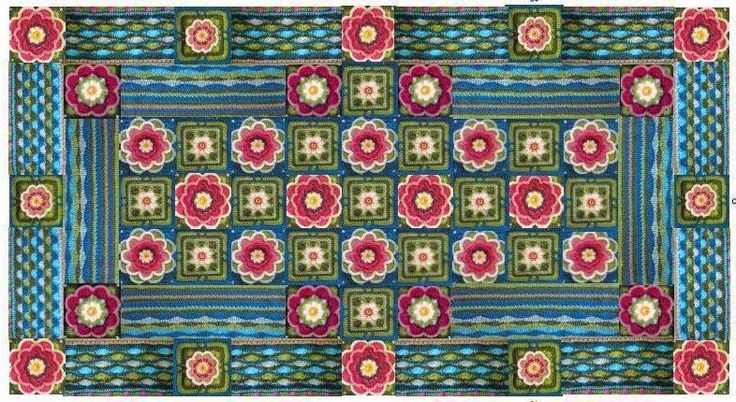 21 best CAL Lily pond images on Pinterest   Seerosenteich, Crochet ...