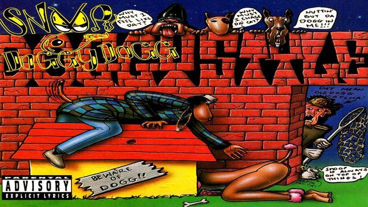 1er album de Snoop Dogg, 1993. Funk, Rap.