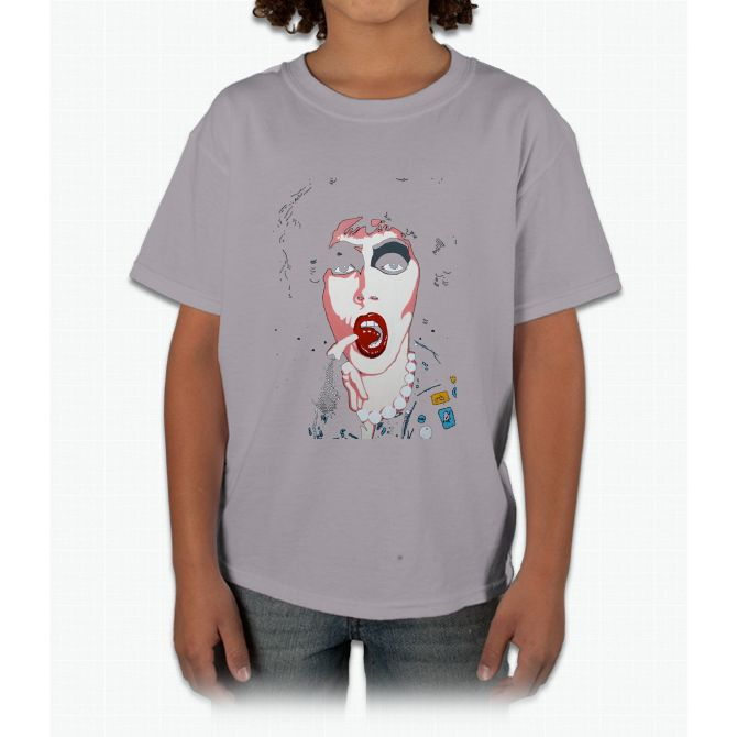 The Rocky Horror Picture Show Poster Young T-Shirt