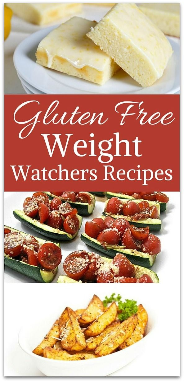 If you have a gluten allergy, you'll be happy to know there are gluten free Weight Watchers recipes.