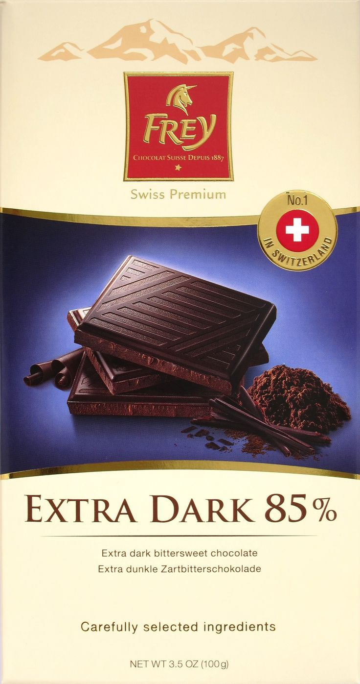 Frey 85% Schokolade