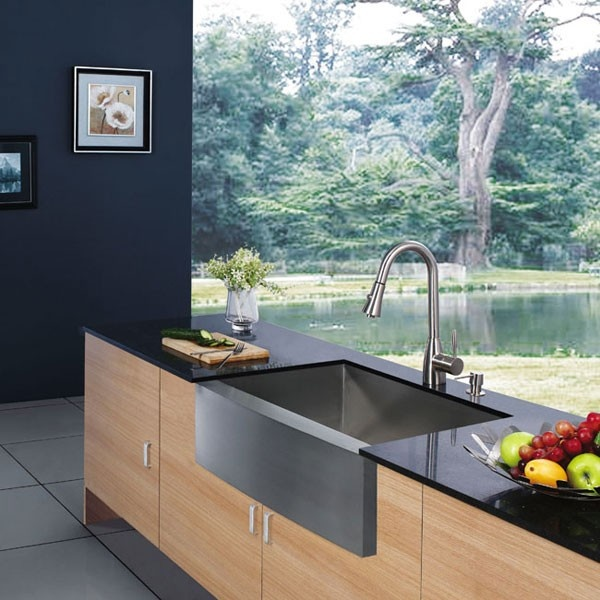 62 Best Images About Installed Farm Sinks On Pinterest Cool Aprons Stainle