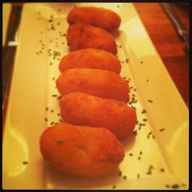 Croquetas de jamón | Food from Spain | Pinterest | Instagram
