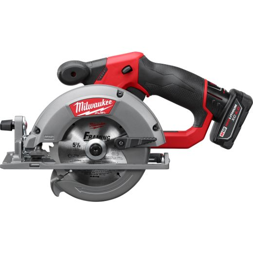 Image of Milwaukee's circular saw from the M12 series.