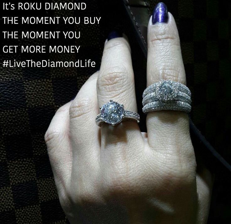 FoR Jewellery Lover.. Grab Your Roku Diamond  WA : 0857-815-61109