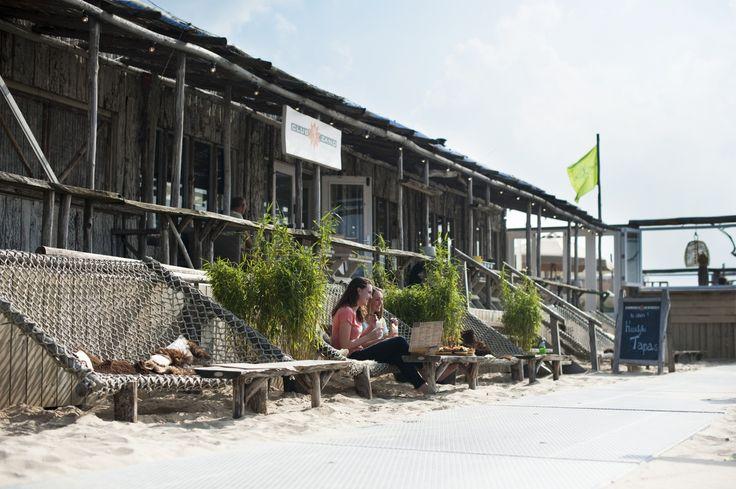 Strandpaviljoen Club Zand, Castricum