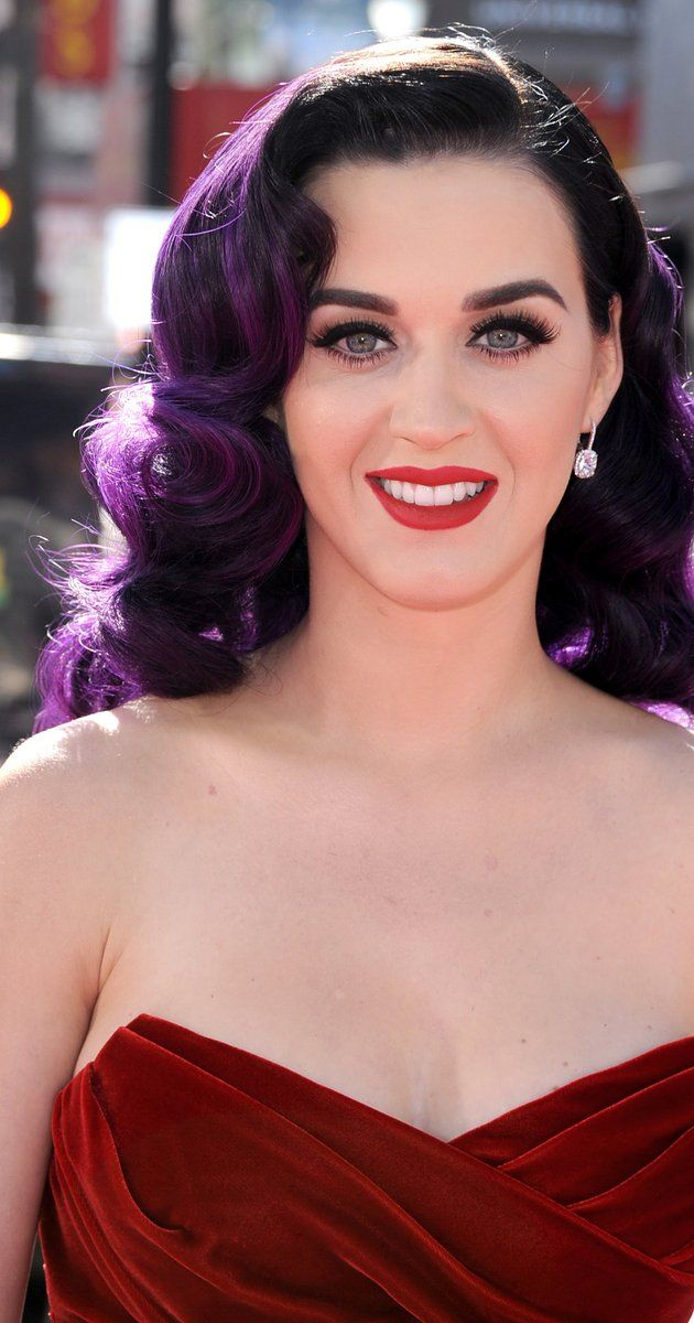 Katy Perry. Katy Perry was born in Katheryn Elizabeth Hudson in Santa Barbara…