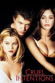 Director: Roger Kumble Writers: Choderlos de Laclos, Roger Kumble Genres: Drama, Romance Release Date: 5 March 1999 Country: USA Language: in Hindi Runtime: 1h 37min IMBD Ratings: 6.8/10 Actors & Actresses: Sarah Michelle Gellar, Ryan Phillippe, Reese Witherspoon     Cruel Intentions Hindi Dubbed Full Movie Streaming Link Tags: Cruel Intentions Hindi Dubbed Watch Online,