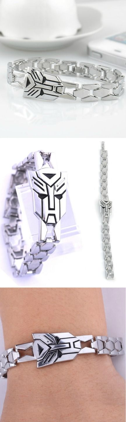 Transformers Megatron Steel Bracelet! Click The Image To Buy It Now or Tag Someone You Want To Buy This For.  #Transformers