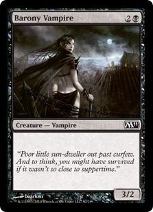Vampire Deck