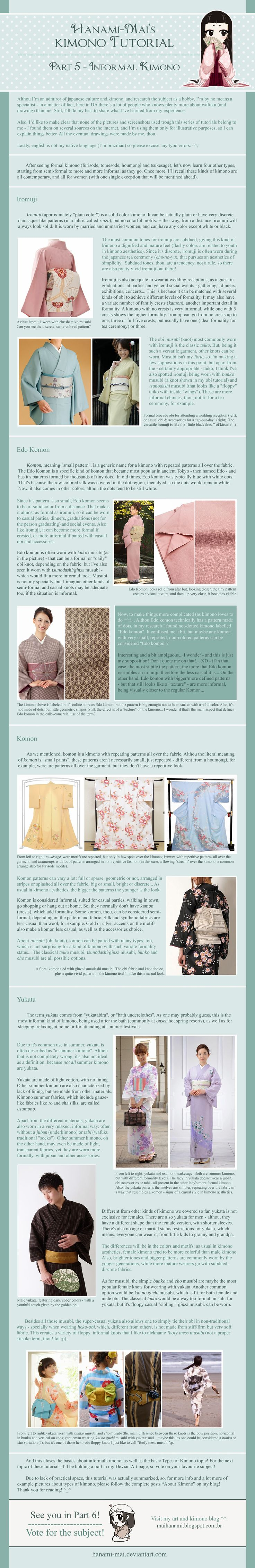 After thinking about this idea for a while, I've decided to do a kimono tutorial! It started as a tutorial for drawing kimono, but since I have a tendency to write huge walls of text, and to explai...