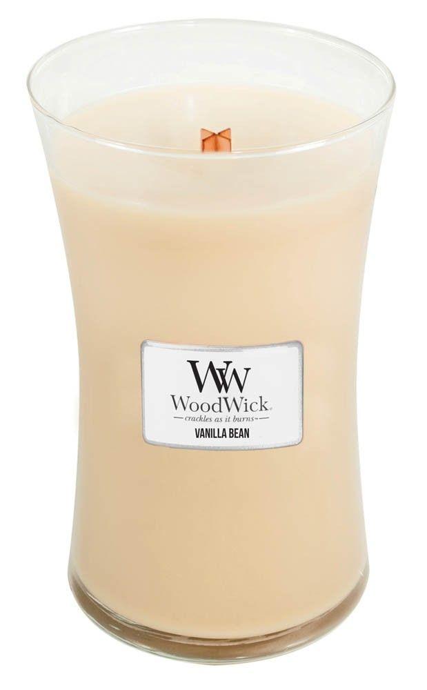 Woodwick vanilla bean