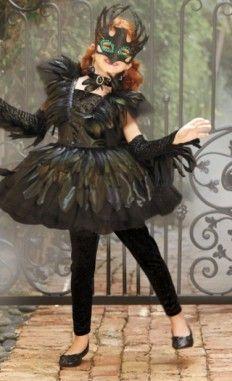 Костюм Вороны (Черного лебедя)