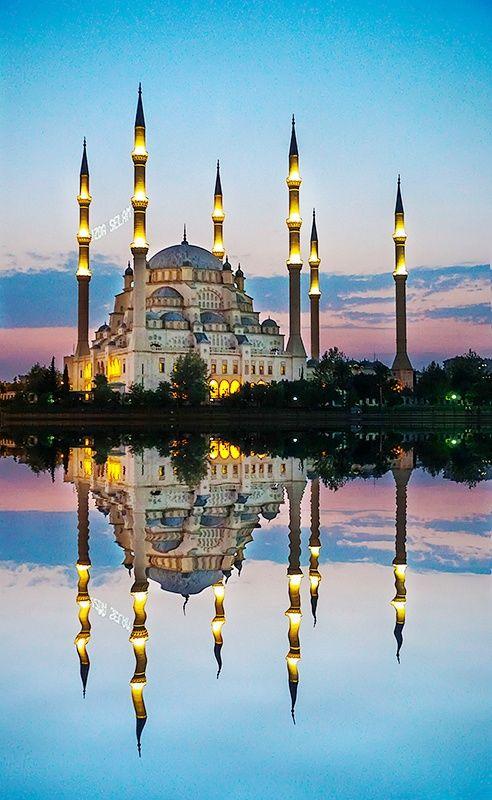 Mosque by Umut SABUNCU on 500px