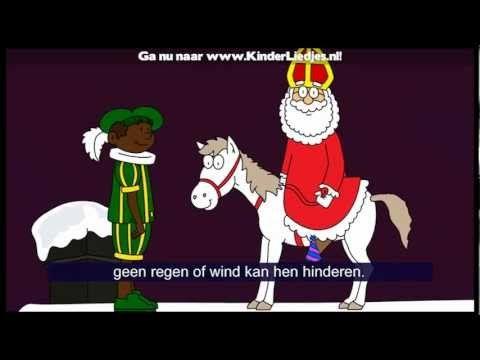 Rommel de bommel wat een gestommel - Sinterklaasliedjes van vroeger - YouTube