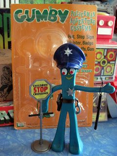 Tracy's Toys (and Some Other Stuff): Vintage Gumby Costumes