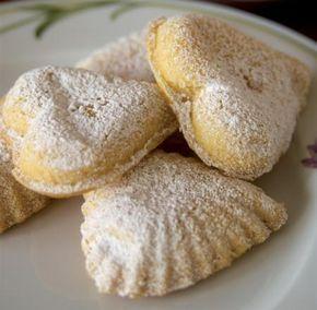 vanilla hearts (swedish recipe) Run page through google translate for the English recipe. Sounds yummy