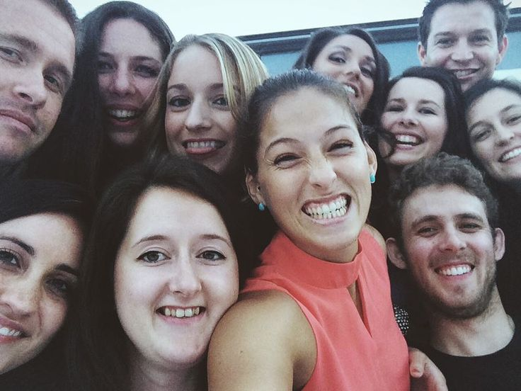 We had tons of fun at our 2014 year end staff party. #selfiecam