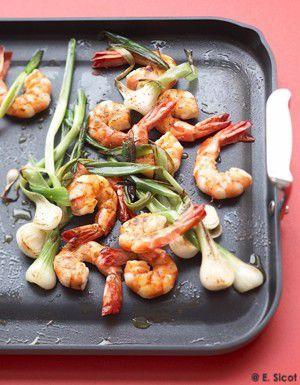 Recette plancha : recettes de cuisine Recette plancha - Elle à Table