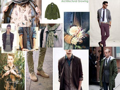 Mode mannen winter 2013-2014