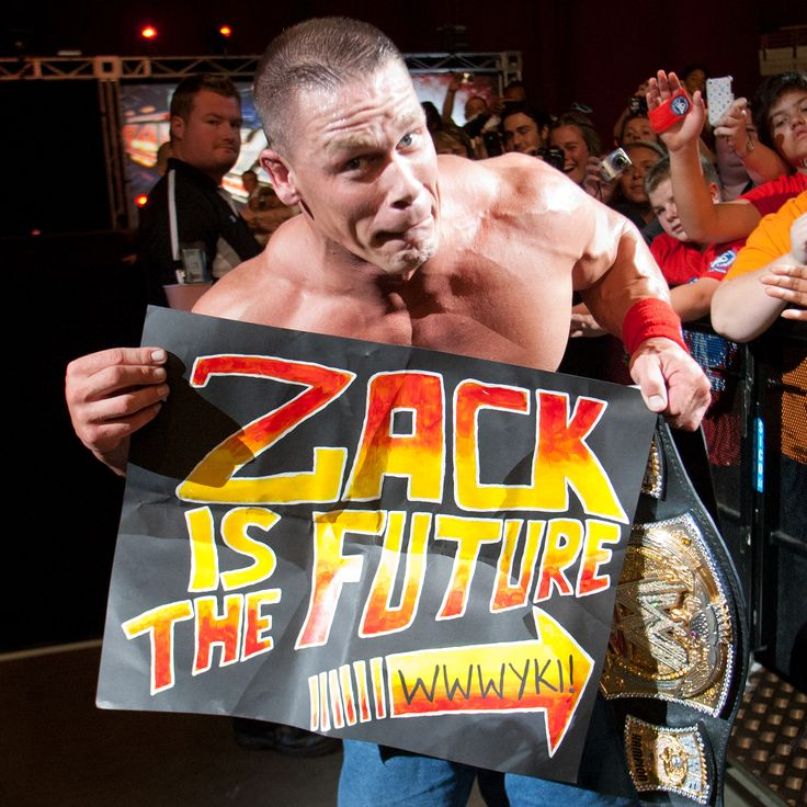 lmfao #WWE #John_Cena #Zack_Ryder