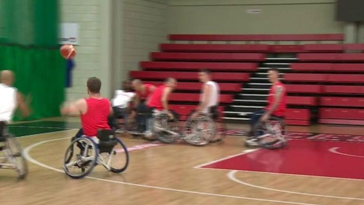 Wolverhampton wheelchair basketball player Kyle Marsh has been selected for Team GB for the Paralympic Games in Rio.