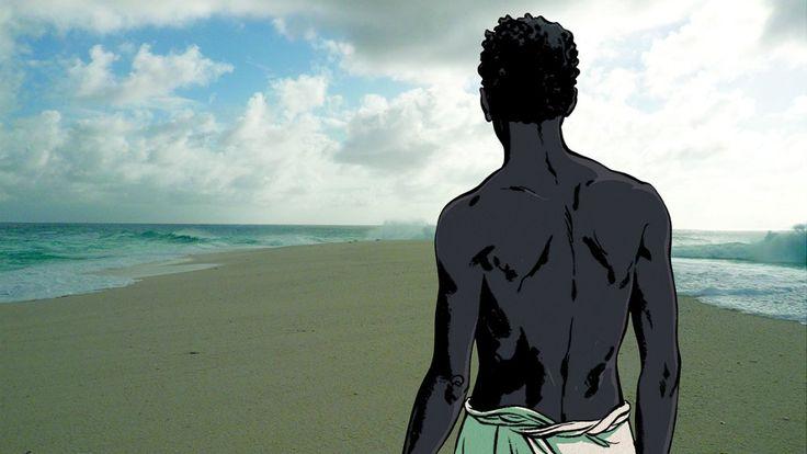 Naufragés sur un îlot de l'océan Indien, abandonnés par l'équipage d'un navire français, des esclaves malgaches ont survécu 15 ans seuls, sur ce tout petit territoire balayé par les vents. Le château de Nantes leur consacre une exposition.
