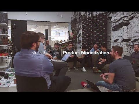 Meet the Team: Product Monetization - YouTube
