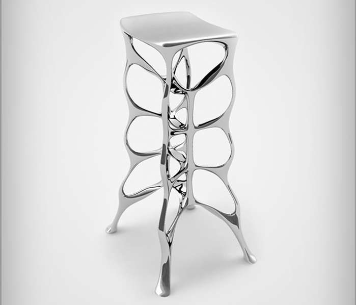 liquid metal seating aluminum bar