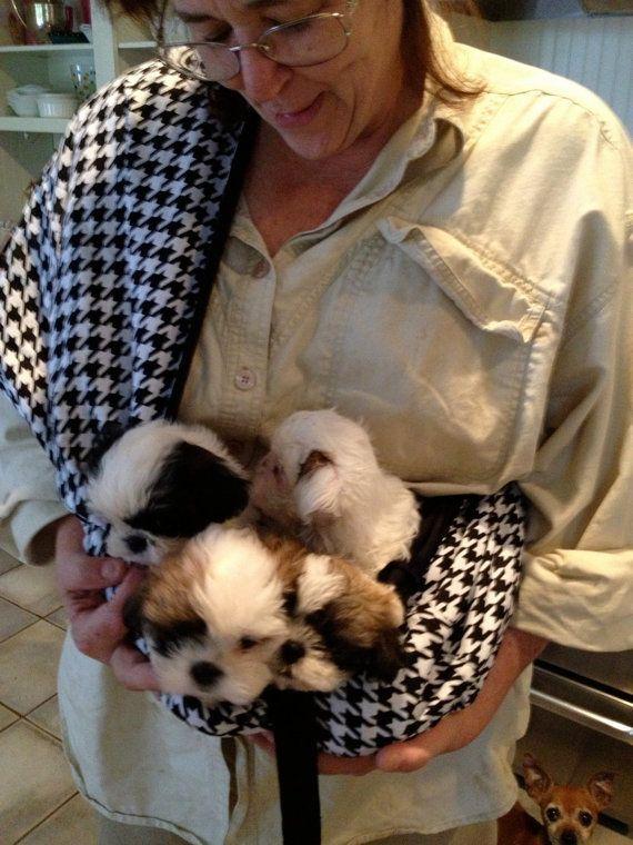 15 Best Images About Dog Sling Carrier On Pinterest