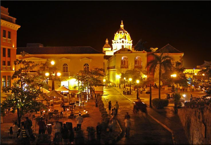 Cartagena de Indias     Perhaps you've been told that Cartagena de Indias is one of the most beautiful places in the world, but the truth is that you would have to personally see It and realize how amazing it is this historic city on the Caribbean.