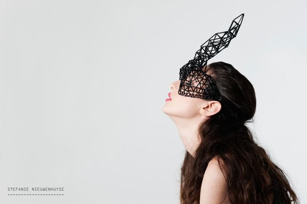 SHOOT 05.01.2014 by Stefanie Nieuwenhuyse, via Behance