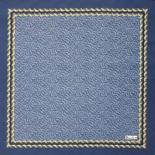 Beauville Voltaire Blue Napkin