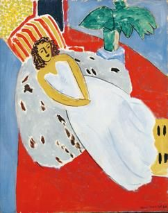 Henri Matisse, le laboratoire intérieur @ Musee des Beaux Arts de Lyon