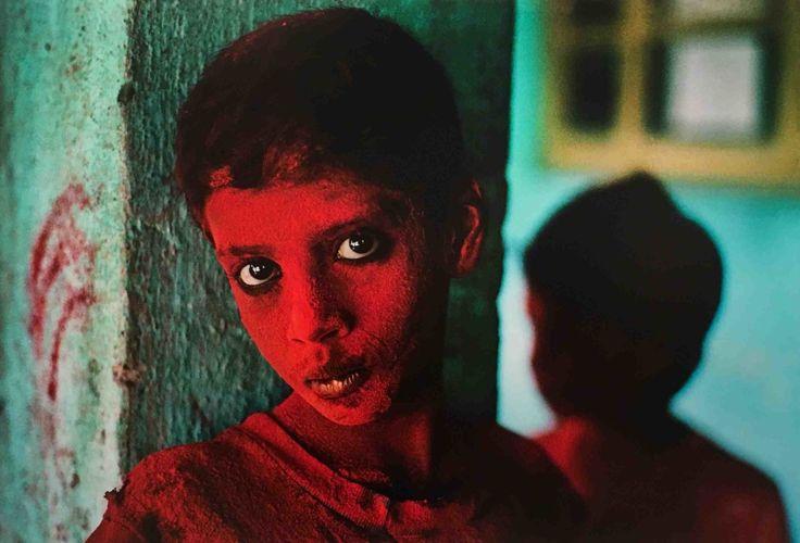 The Eye of the Traveller: Steve McCurry - Signé Design