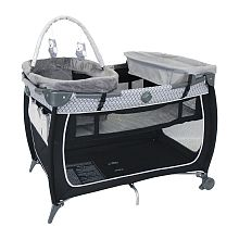 Safety 1st Safe Stages Playard with Newborn Napping Station - Seville