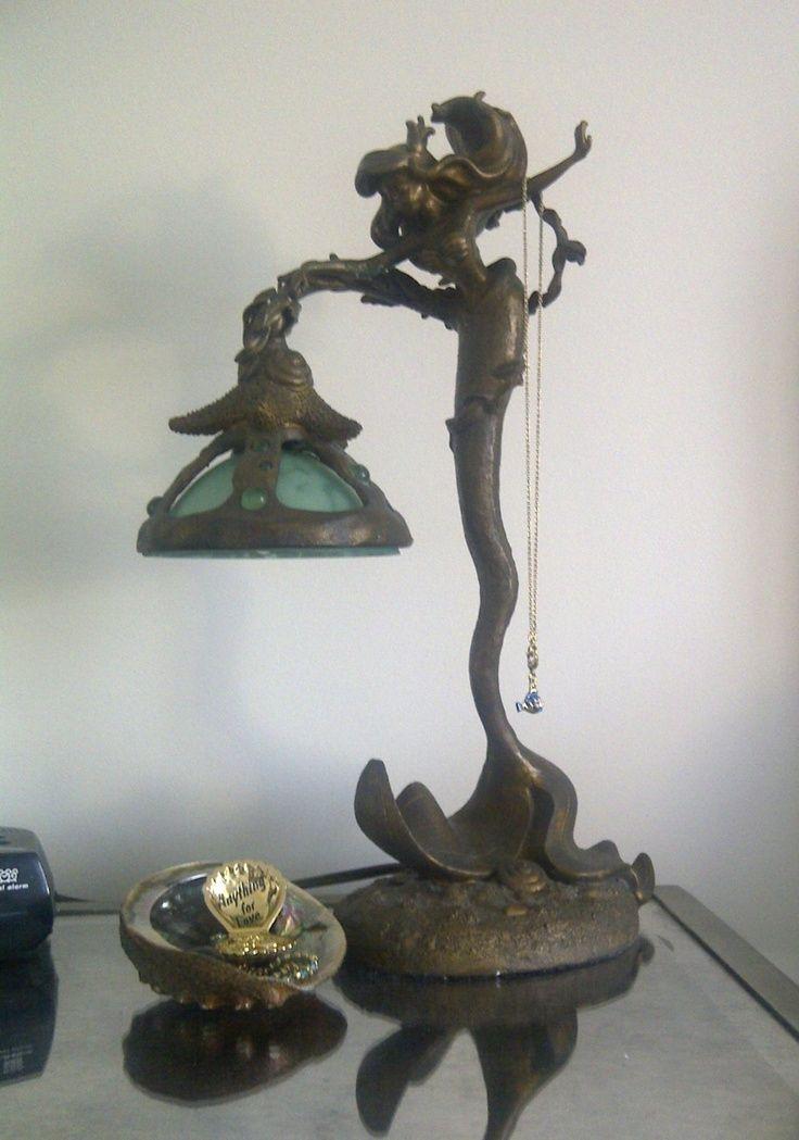 LITTLE MERMAID LAMP