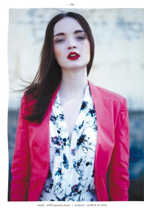 Cet été, Eleven Paris vous fait miser sur des tons pastels, des lignes épurées mais aussi des couleurs vives, des vestes ethniques… Trouvez l'inspiration en découvrant ce lookbook néo-chic !  http://missscoiattollo.wordpress.com/2013/04/22/lookbook-printempsete-deleven-paris/