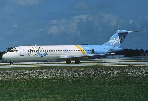 ValuJet Flight 592 was a domestic passenger flight between Miami International Airport, Miami, Florida, and William B. Hartsfield Atlanta International Airport, Atlanta, Georgia that crashed into the Everglades on May 11, 1996 as a result of a fire in the cargo compartment caused by improperly stored cargo, killing all 110 people on board