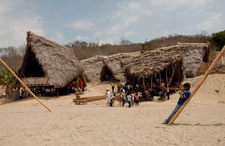 Espereanza School Dos Manabí, Ecuador 2011 © Andrea Vargas