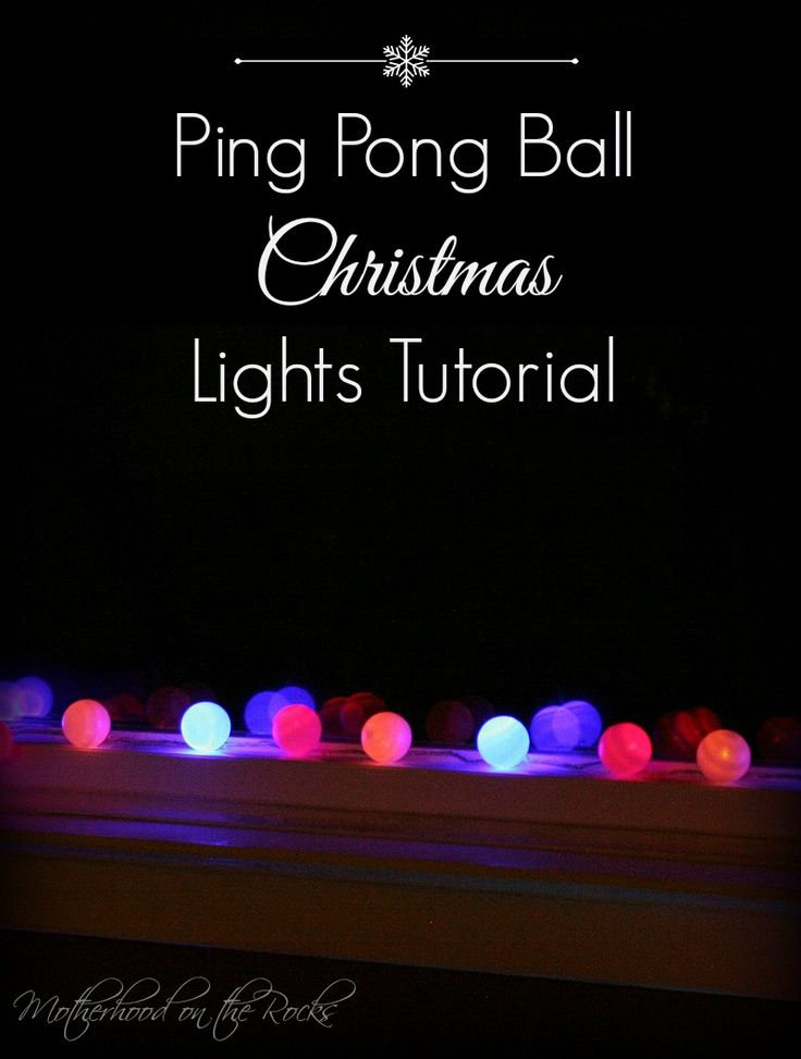 1000+ images about Ping pong ball crafts on Pinterest ...