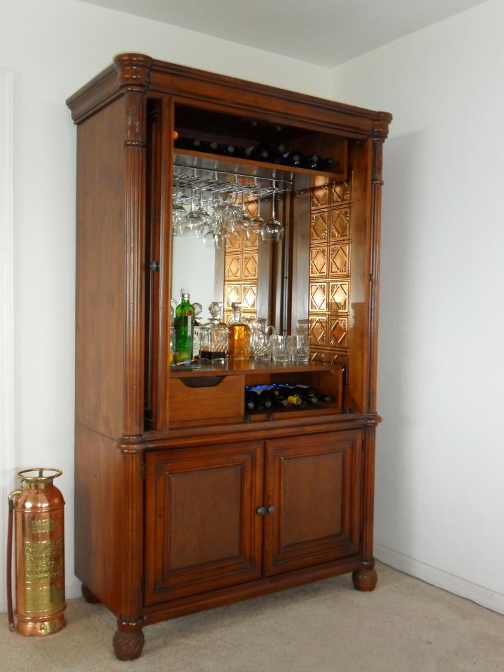 39 best images about Armoire to Barmoire on Pinterest ...