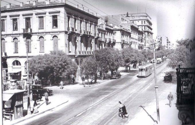 Η οδός Πατησίων, όπως ήταν το 1946 – Reader's Digest